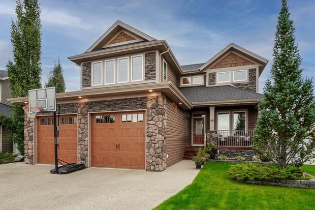 48 Sorenson Close, Red Deer, AB T4R 0L9 (#A1148326) :: Calgary Homefinders