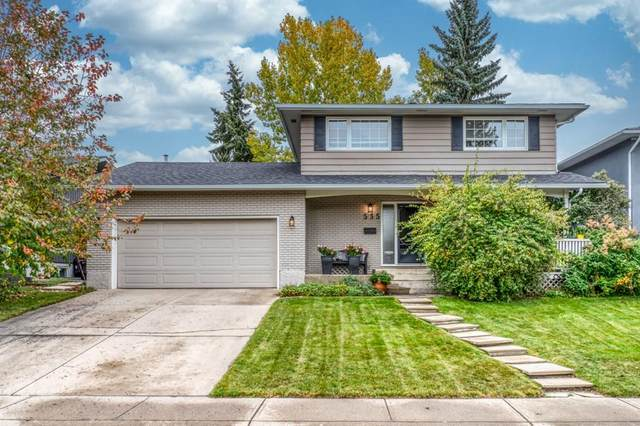 535 Lake Newell Crescent SE, Calgary, AB T2J 3L7 (#A1148339) :: Calgary Homefinders