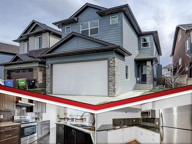 36 Skyview Shores Link NE, Calgary, AB T3N 0J1 (#A1148401) :: Calgary Homefinders