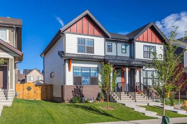 851 Mahogany Boulevard SE, Calgary, AB T3M 2H1 (#A1148422) :: Calgary Homefinders