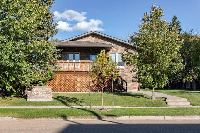5307 46 Street, Camrose, AB T4V 1H5 (#A1148457) :: Calgary Homefinders