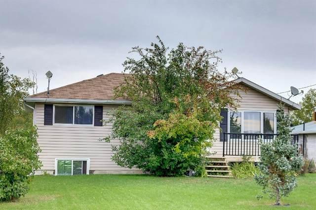 16A Railway Avenue, Joffre, AB T4L 2N2 (#A1148537) :: Calgary Homefinders