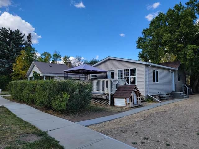 225 1 Avenue SE, Milk River, AB T0K 1M0 (#A1148593) :: Calgary Homefinders