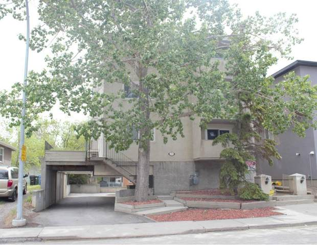 2512 15 Street SW #4, Calgary, AB T2T 3Z5 (#A1148671) :: Calgary Homefinders