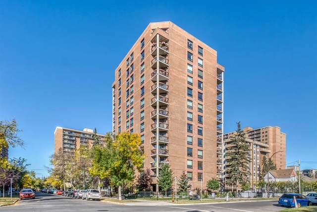 1304 15 Avenue SW Ph6, Calgary, AB T3C 0X7 (#A1148675) :: Calgary Homefinders