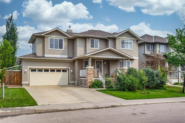 6 Mcdougall Street NW, Langdon, AB T0J 1X2 (#A1148699) :: Calgary Homefinders