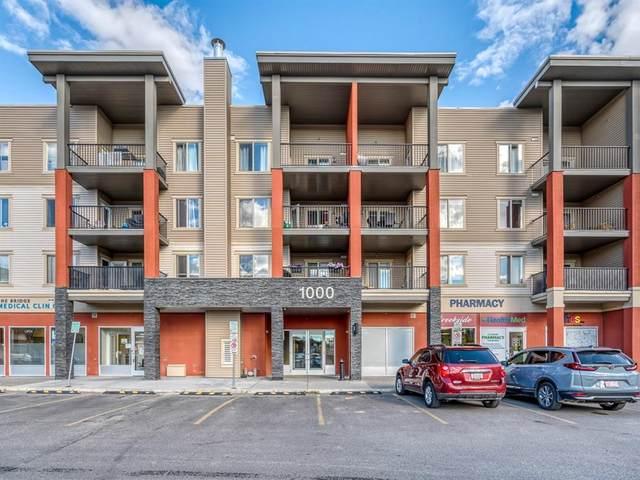 403 Mackenzie Way SW #1312, Airdrie, AB T4B 3V7 (#A1148704) :: Calgary Homefinders