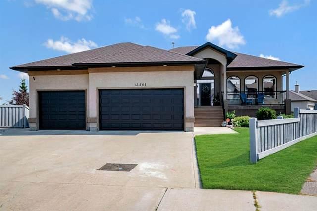 12501 Lakeshore Drive, Grande Prairie, AB T8X 8C6 (#A1148771) :: Calgary Homefinders