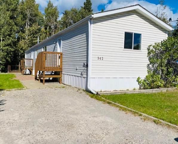 342 Skogg Avenue, Hinton, AB T7V 1A8 (#A1148803) :: Calgary Homefinders