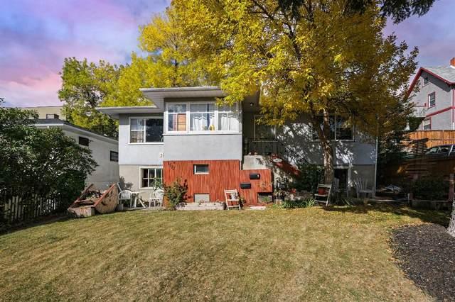 1512 27 Avenue SW, Calgary, AB T3C 1L4 (#A1148850) :: Calgary Homefinders