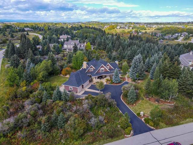 24 Wolfwillow Point, Rural Rocky View County, AB T3Z 1A8 (#A1148936) :: Calgary Homefinders