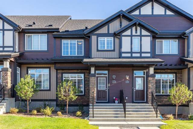 218 Clydesdale Avenue, Cochrane, AB T4C 2S5 (#A1148947) :: Calgary Homefinders