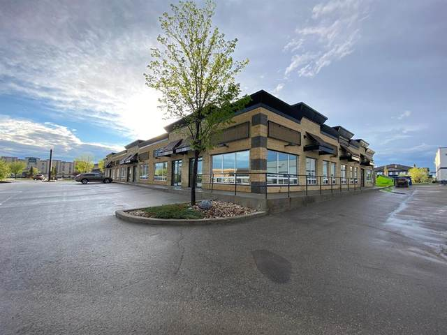 11709 102 Street #101, Grande Prairie, AB T8V 7S6 (#A1148977) :: Calgary Homefinders