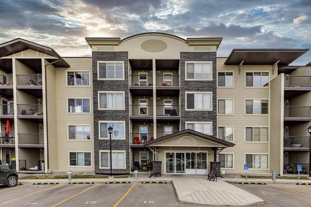 625 Glenbow Drive #1207, Cochrane, AB T4C 0S7 (#A1149015) :: Calgary Homefinders