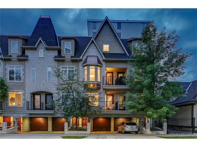 1305 7 Street SW, Calgary, AB T2R 1A5 (#A1149025) :: Calgary Homefinders
