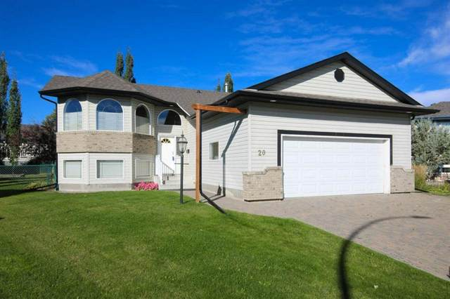 20 Windsor Gate, Sylvan Lake, AB T4S 2H2 (#A1149083) :: Calgary Homefinders