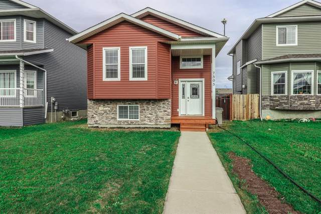 7505 115 Street, Grande Prairie, AB T8W 0C2 (#A1149088) :: Calgary Homefinders