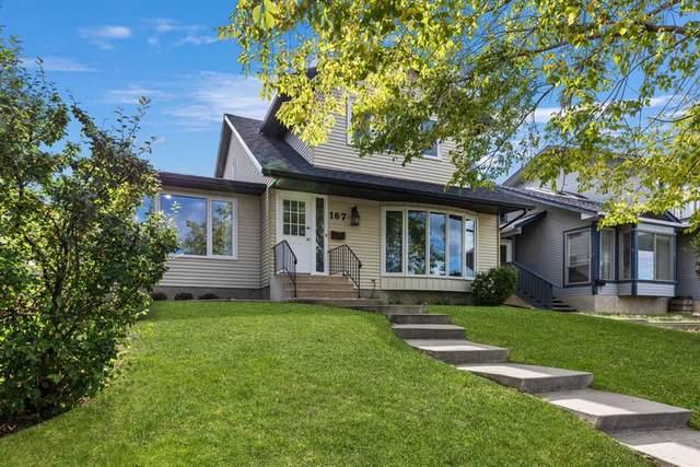 167 Scenic Way NW, Calgary, AB T3L 1B6 (#A1149097) :: Calgary Homefinders