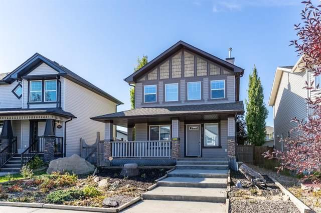 975 Prairie Springs Drive SW, Airdrie, AB T4B 0E8 (#A1149117) :: Calgary Homefinders