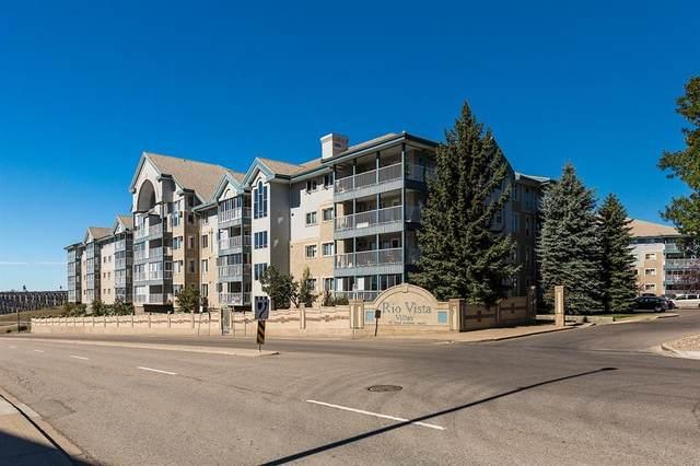 75 1 Avenue S #221, Lethbridge, AB T1J 4R2 (#A1149133) :: Calgary Homefinders