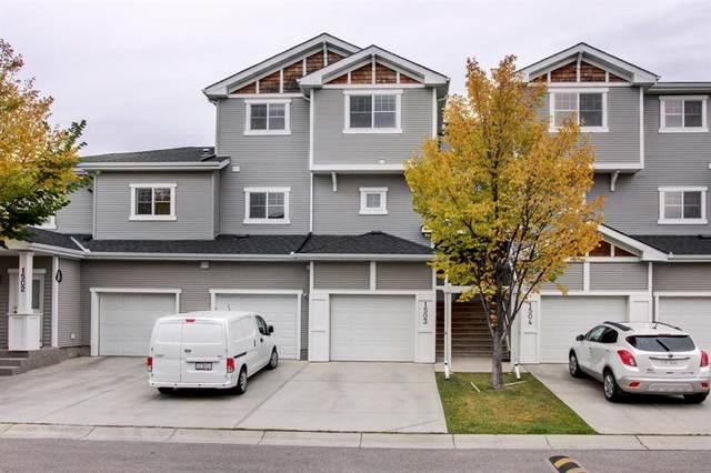 281 Cougar Ridge Drive SW #1503, Calgary, AB T3H 0A2 (#A1149149) :: Calgary Homefinders