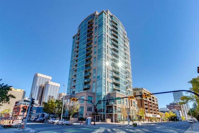 788 12 Avenue SW #907, Calgary, AB T2R 0H1 (#A1149151) :: Calgary Homefinders