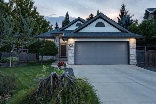43 Wentworth Circle SW, Calgary, AB T3H 4V8 (#A1149190) :: Calgary Homefinders