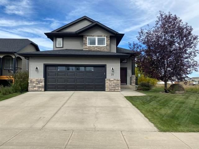 24 Lincoln, Sylvan Lake, AB T4S 2P9 (#A1149197) :: Calgary Homefinders