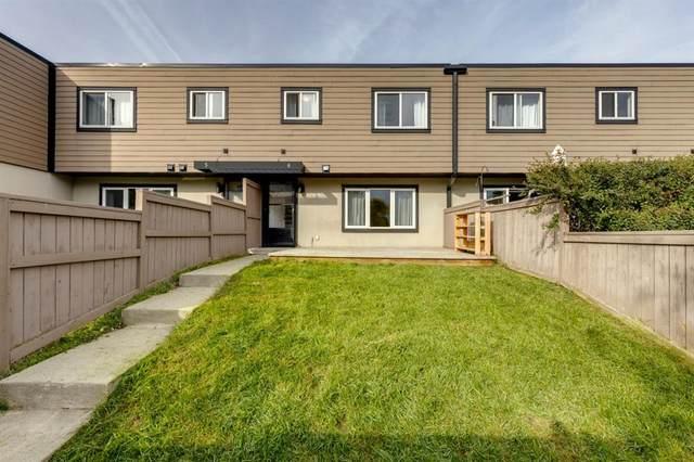 3809 45 Street SW #6, Calgary, AB T2E 3H4 (#A1149250) :: Calgary Homefinders