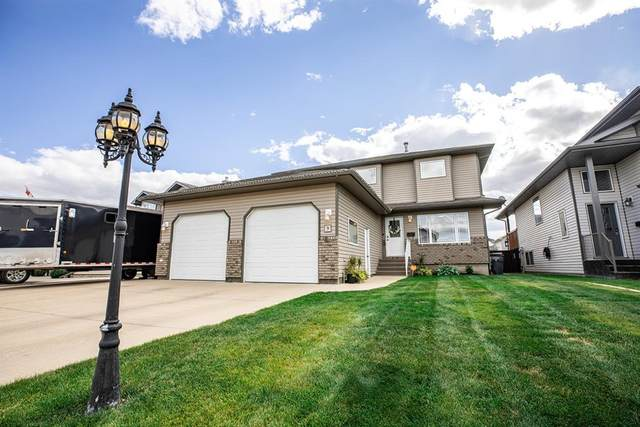 9 Sunset Drive SW, Medicine Hat, AB T1B 4T4 (#A1149265) :: Calgary Homefinders