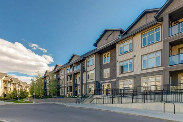 25 Aspenmont Heights SW #201, Calgary, AB T3H 0E4 (#A1149269) :: Calgary Homefinders