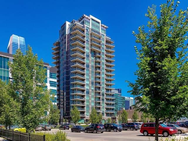 530 12 Avenue SW #1801, Calgary, AB T2R 0B1 (#A1149270) :: Calgary Homefinders