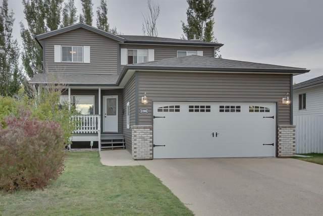 196 Mt Rundle Road W, Lethbridge, AB T1K 7E9 (#A1149275) :: Calgary Homefinders