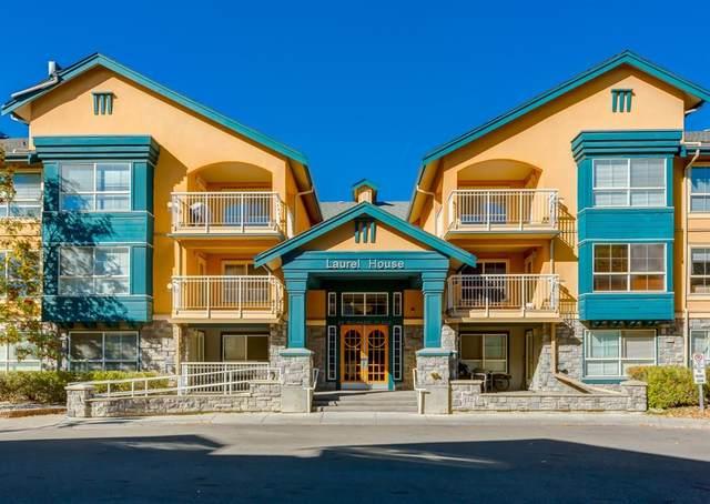 25 Richard Place SW #120, Calgary, AB T3H 7N1 (#A1149276) :: Calgary Homefinders