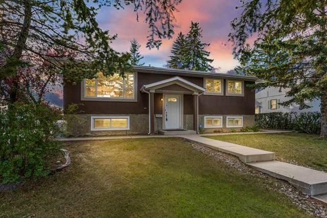 5303 Rundleview Road NE, Calgary, AB T3J 1M4 (#A1149330) :: Calgary Homefinders