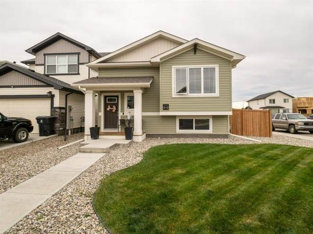643 Moonlight Lane W, Lethbridge, AB T1J 5K1 (#A1149333) :: Calgary Homefinders