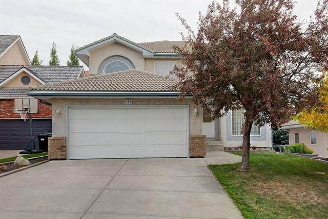 31 Signature Heights SW, Calgary, AB T3H 3C1 (#A1149354) :: Calgary Homefinders