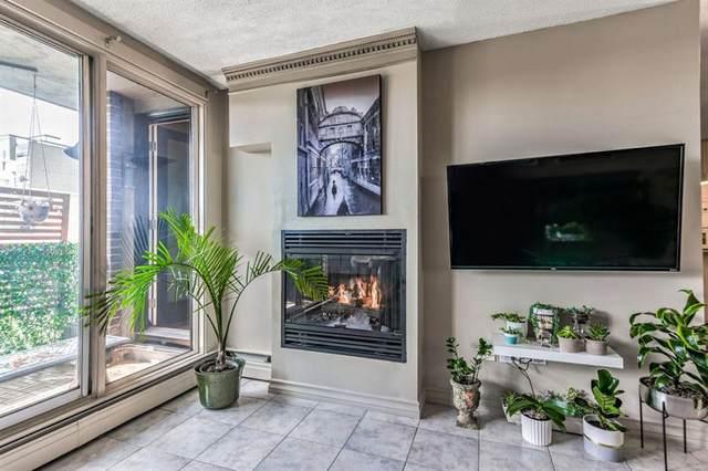 323 13 Avenue SW #605, Calgary, AB T2R 0K3 (#A1149359) :: Calgary Homefinders