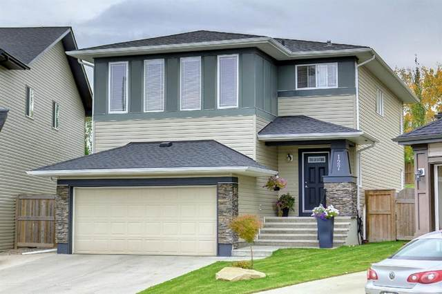 127 Reunion Grove NW, Airdrie, AB T4B 0Z2 (#A1149360) :: Calgary Homefinders
