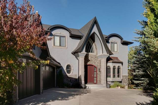 11 Spring Valley Close SW, Calgary, AB T3H 4V1 (#A1149367) :: Calgary Homefinders