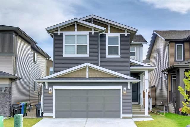 43 Howse Road NE, Calgary, AB T3P 0W9 (#A1149371) :: Calgary Homefinders
