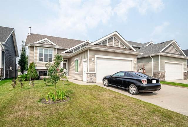 7122 Henner's Road, Lacombe, AB T4L 0C3 (#A1149416) :: Calgary Homefinders