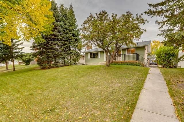 4812 40 Avenue NW, Calgary, AB T3A 0X2 (#A1149417) :: Calgary Homefinders
