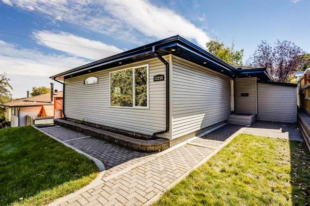 12256 Canfield Road SW, Calgary, AB T2W 1J9 (#A1149444) :: Calgary Homefinders