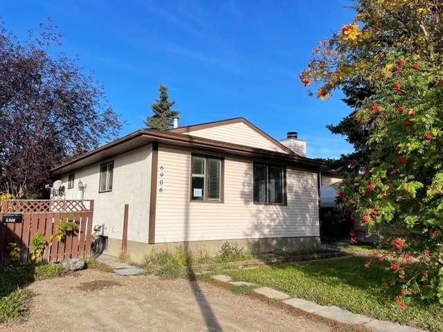6906 97 Street, Grande Prairie, AB T8V 5E2 (#A1149465) :: Western Elite Real Estate Group