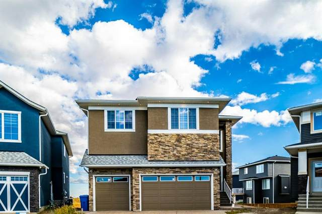 22 Chelsea Bay, Chestermere, AB  (#A1149499) :: Calgary Homefinders