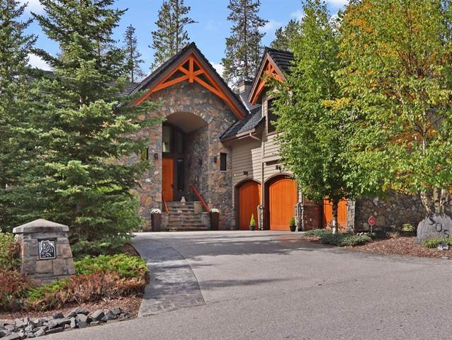 505 Silvertip Pointe, Canmore, AB T1W 3J1 (#A1149583) :: Canmore & Banff