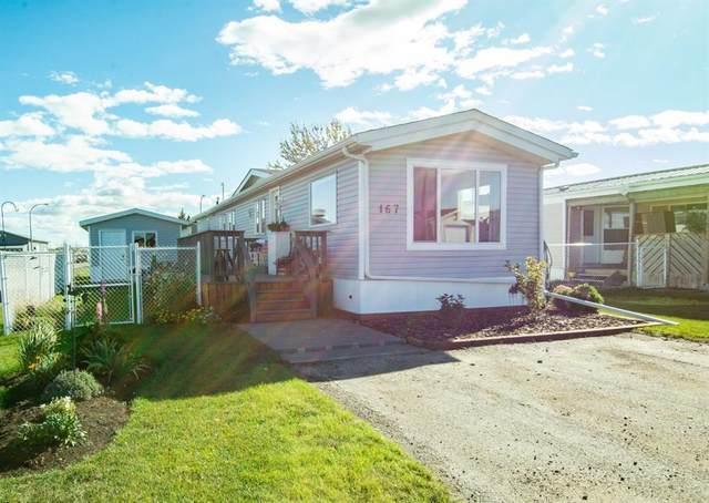 10615 88 Street #167, Grande Prairie, AB T8X 1P5 (#A1149621) :: Western Elite Real Estate Group