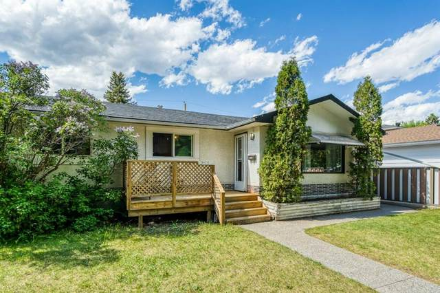 2403 Pinewood Drive SE, Calgary, AB T2B 1S3 (#A1149674) :: Western Elite Real Estate Group