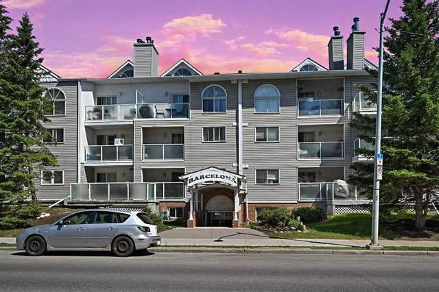 1528 11 Avenue SW #302, Calgary, AB T3C 0M9 (#A1149810) :: Canmore & Banff